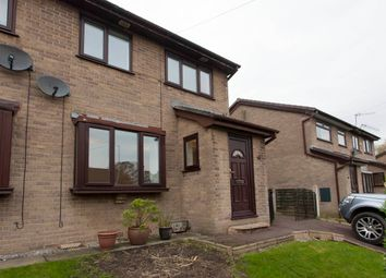 Thumbnail 3 bed semi-detached house for sale in Holly Bank, Hollingworth, Hyde
