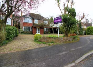 Thumbnail 4 bed detached house for sale in 20 Simons Walk, Englefield Green