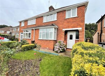 Thumbnail 3 bed semi-detached house for sale in Rydes Avenue, Guildford, Surrey