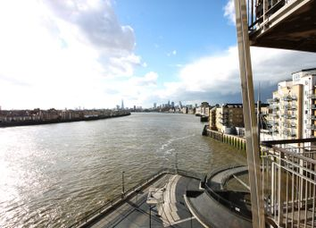 Thumbnail 2 bed flat to rent in Dundee Wharf, Three Colt Street, Limehouse