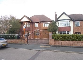 Thumbnail 5 bedroom detached house to rent in Thorpe Park Road, Peterborough