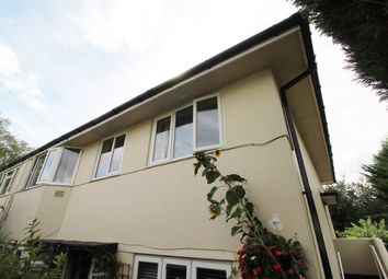 Thumbnail 2 bed flat for sale in Church Street, Rogerstone, Newport