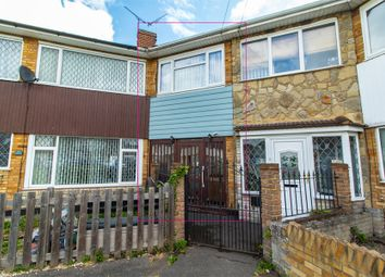 Thumbnail 2 bed terraced house for sale in St Johns Crescent, Canvey Island