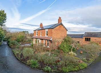 Thumbnail 4 bed detached house for sale in Top Road, Kingsley, Frodsham