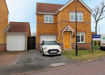 Thumbnail 3 bed detached house to rent in Hetherset Close, Sunderland