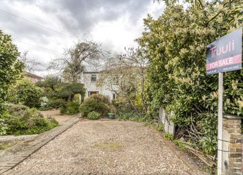 Manor Road, Mitcham CR4. 3 bed semi-detached house for sale