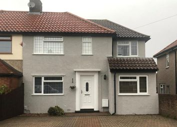 Thumbnail 3 bed property for sale in Wolsey Crescent, New Addington, Croydon