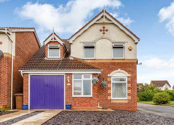 Thumbnail 3 bedroom detached house for sale in Dorrington Close, Pocklington, York
