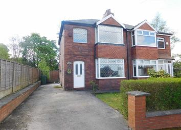 Thumbnail 3 bedroom semi-detached house for sale in Peart Avenue, Woodley, Stockport