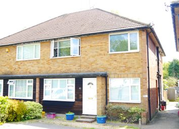 Thumbnail 2 bed maisonette for sale in Wash Road, Hutton, Brentwood
