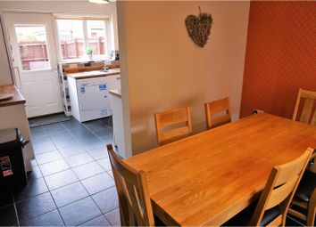Thumbnail 3 bed detached house for sale in Greenfinch Crescent, Lincoln