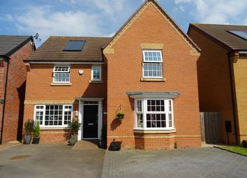 Thumbnail 5 bed detached house for sale in Doreen Close, Copsewood, Coventry