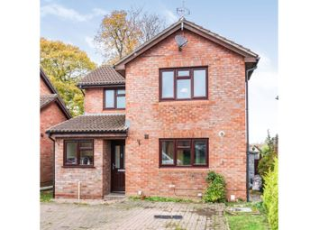 Thumbnail 3 bed detached house for sale in The Newlands, Abergavenny