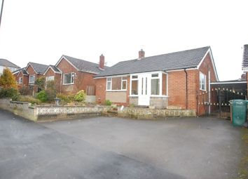 Thumbnail 2 bed bungalow to rent in Park Road, Newhall, Swadlincote, Derbyshire