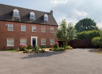 Thumbnail 6 bed detached house for sale in Daisy Close, Bagworth, Coalville