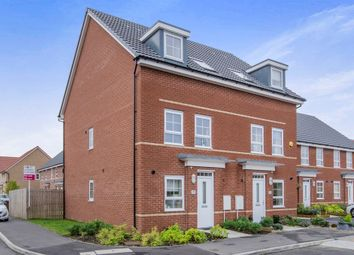 Thumbnail 3 bed semi-detached house for sale in Balne Mill Grove, Wakefield
