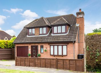 Thumbnail 4 bed detached house for sale in Westway, Copthorne