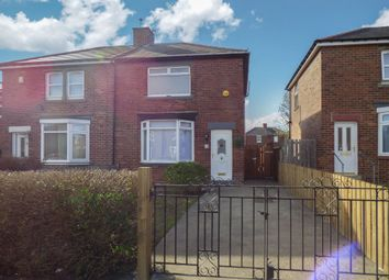 Thumbnail 2 bed semi-detached house for sale in Woodman Street, Wallsend