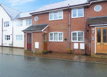 Thumbnail 2 bed flat for sale in Bryn Y Pys Court, Overton, Wrexham