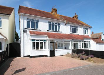 Thumbnail 4 bed semi-detached house for sale in Alma Road, Herne Bay