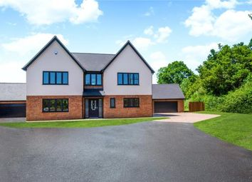 Thumbnail 4 bed detached house for sale in Alfrick, Worcester