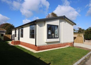 Thumbnail 2 bed mobile/park home for sale in Field Place, Naish Estate, New Milton