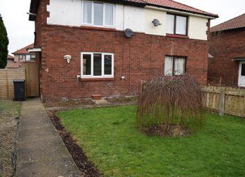 Thumbnail 2 bed semi-detached house to rent in Lediard Avenue, Carlisle
