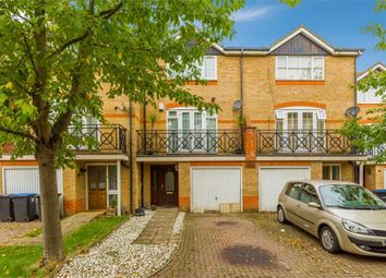 Thumbnail 4 bed terraced house for sale in Punchard Crescent, Enfield, Greater London