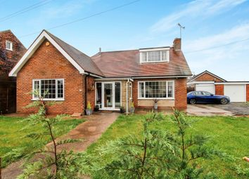 Thumbnail 3 bed detached bungalow for sale in Newclose Lane, Goole