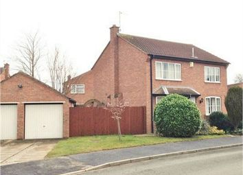 Thumbnail 4 bedroom detached house to rent in Plantation Way, Wigginton, York