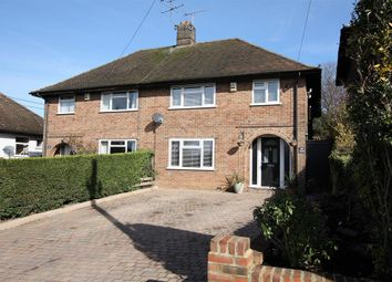 Thumbnail 3 bed semi-detached house for sale in First Avenue, Amersham, Buckinghamshire