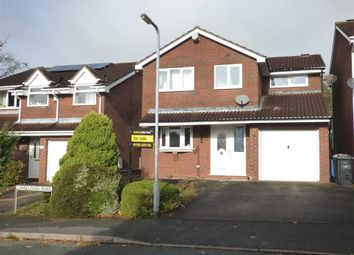 Thumbnail 4 bedroom detached house for sale in Longclough Road, Waterhayes, Newcastle-Under-Lyme