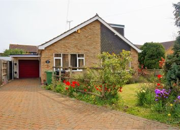 Thumbnail 3 bed detached house for sale in Burrett Road, Wisbech