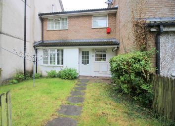 Thumbnail 2 bedroom terraced house to rent in Bishop Hannon Drive, Pentrebane, Cardiff.