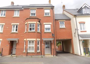 Thumbnail 4 bed terraced house for sale in Pioneer Road, Swindon, Wiltshire