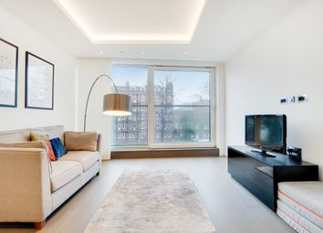 Thumbnail 1 bed flat to rent in Radnor Terrace, London