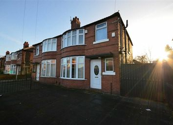 Thumbnail 4 bedroom detached house to rent in Victoria Road, Fallowfield, Manchester, Greater Manchester