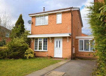 Thumbnail 3 bed detached house for sale in Wayfarers Drive, Newton-Le-Willows
