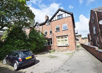 Thumbnail 2 bedroom flat for sale in 296 Burton Road, West Didsbury, Manchester