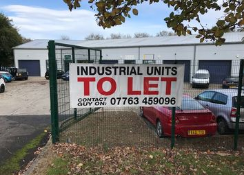 Thumbnail Warehouse to let in Coniston Road, Blyth