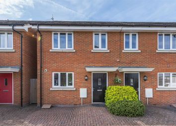 Thumbnail 2 bed end terrace house for sale in Fairwater Drive, Shepperton, Middlesex