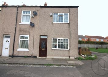 Thumbnail 2 bed end terrace house for sale in Bensham Road, Darlington