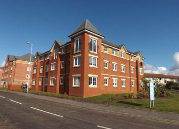 Thumbnail 1 bed flat to rent in Leighton Court, Cambuslang, Glasgow