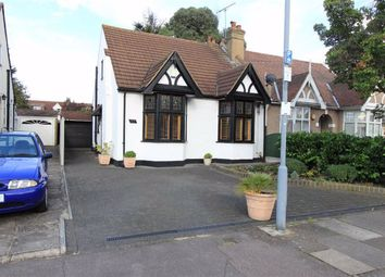 Thumbnail 2 bed bungalow for sale in Brownlea Gardens, Ilford, Essex