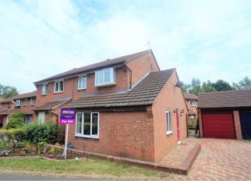 Thumbnail 3 bed semi-detached house for sale in Wigsley Road, Doddington Park