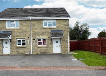 Thumbnail 2 bed semi-detached house for sale in 27 Moray Park Place, Culloden, Inverness