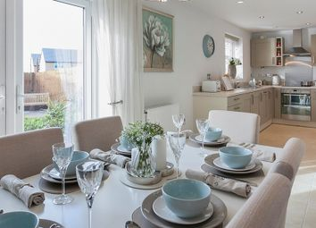 "Thumbnail 4 bedroom property for sale in ""The Alpine At Mill Farm, Tibshelf"" at Mansfield Road, Tibshelf, Alfreton"