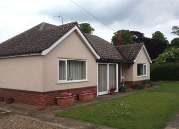 Thumbnail Detached bungalow to rent in North End, Fulbeck, Grantham