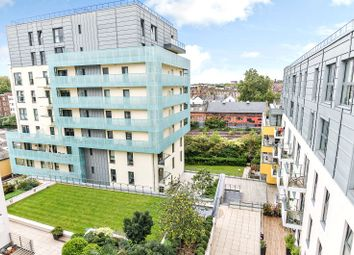 Thumbnail 2 bed flat for sale in Lock House, Oval Road, London