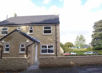 Thumbnail 3 bed semi-detached house for sale in Eccles Road, Chapel-En-Le-Frith, High Peak